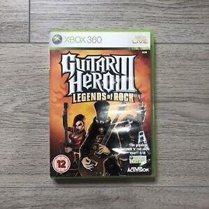 Guitar Hero 3 Legends Of Rock (Xbox 360)