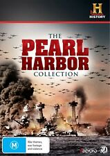 The Pearl Harbour Collection  DVD $14.99