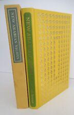 Robert Louis Stevenson NEW ARABIAN NIGHTS Limited Editions Club, in Slipcase
