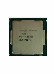 Intel Core i7 7700 3.60ghz CPU Processor SR338 - Free Shipping!