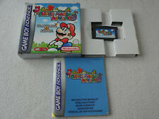 Super Mario Advance Super Mario Bros.2 GBA Spiel komplett mit OVP und Anleitung