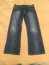 "Womens Full Circle Cult Of Denim Hertford Seve Jeans Size 32"" Waist, 29"" Leg"