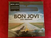 Bon Jovi Lost Highway 180g Vinyl Record LP New Sealed