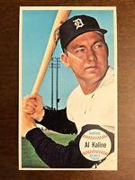 1964 Topps Giants Al Kaline #12 Vintage Baseball Card Detroit Tigers HOF - NM