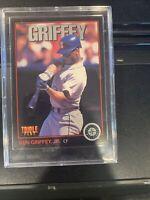 KEN GRIFFEY JR 1993 TRIPLE PLAY PREVIEWS #1 SUPER RARE