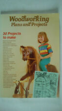 Woodworking Plans & Projects 30 Projects to Make Guild of Master Craftsmen 1994