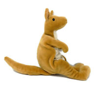 """IKEA Kangaroo Hand Puppet Lurvig 17"""" Stuffed Animal Plush Toy Rare Vintage"""