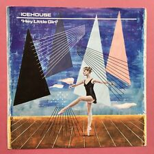 Icehouse - Hey Little Girl / Mysterious Thing - Chrysalis CHS-2670 Ex Condition