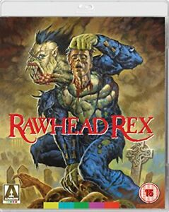 Rawhead Rex [Blu-ray] [DVD][Region 2]