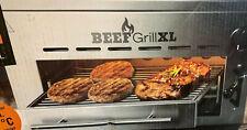 BEEF Grill XL 800 Grad Oberhitze Hochtemperatur Steak Burger Gasgrill Pro
