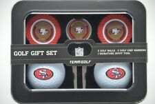 TEAM GOLF SAN FRANCISCO 49ERS 5 PIECE GOLF GIFT SET - BRAND NEW - NFL LICENSED