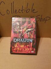 Cirque du Soleil - Dralion (DVD, 2001) RARE BRAND NEW