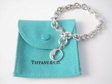 Tiffany & Co Silver Man on the moon Charm Bracelet Bangle!