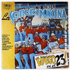Fuego en el 23 by La Sonora Ponceña (CD, Mar-2006, Fania)