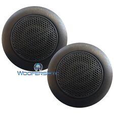 (2) ALPINE TYPE-R CAR AUDIO TWEETERS SPEAKERS FROM SPR-60c SPR-50c COMPONENT NEW