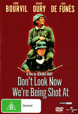 DON'T LOOK NOW -  WE'RE BEING SHOT AT (1966) - NEW DVD