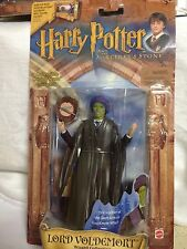 RARE Harry Potter Lord Voldemort Wizard Collection Action Figure-NEW IN PKG dd