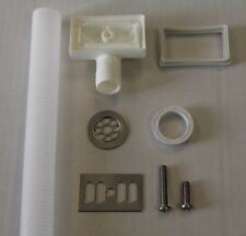 KITCHEN SINK UNIVERSAL OVERFLOW KIT - ROUND - RECTANGLE