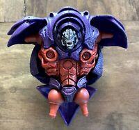 Onslaught Upper Lower Torso Head Toybiz Marvel Legends BAF Build A Figure Part