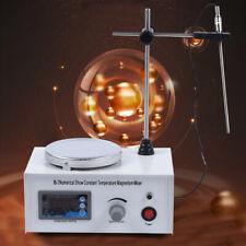 Magnetrührer Heizplatte Kochplattenmischer Wärmeplatte Liquid Mixer Labor 1000ml