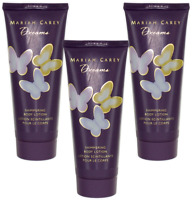 Dreams By Mariah Carey For Women Combo Pack: Body Lotion 10.2oz (3x3.4oz) New