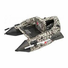 Seven Bass Design SBD Advance Belly Boat Angel Boot Camouflage 170x112cm