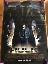 36x24 40 Inch G140 The Incredible Hulk  Movie Collector/'s Poster Silk Decoration