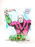 Hot Wheels Lex Luthor '50s Chevy DC Comics Originals 1:64 Diecast NEW