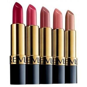 Revlon Super Lustrous Lipstick 4.2g - Various Shades