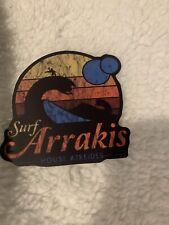 Summer Surfing Sticker Arrakis