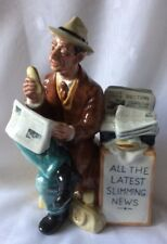 Royal Doulton Figurine Stop Press HN2683 Retired