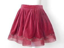 Gymboree Holiday Traditions size 3 3T skirt church Christmas party toddler girl