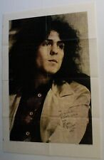 More details for marc bolan original d c thompson poster presented with jackie magazine 1972