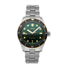 Oris Divers Sixty-Five Auto 40mm Steel Men Watch Date 01 733 7707 4357-07 8 2018
