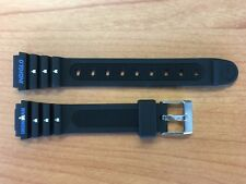 Timex Indiglo 15mm Iron-Man Watch bands Fits All Models
