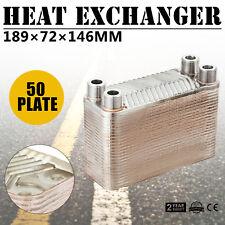 """B3-12A-50 Scambiatore di calore 50 piastre in acciaio inossi Max 90 kW 3/4"""""""""""
