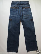 Cult Jeans energia Cargo Relaxed 29 denim blue used/j352