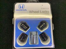 Genuine Honda Pilot Passport Black Locking Lug Nuts 08W42-Tg7-100A