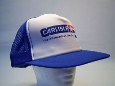 Vintage Carlisle The All-American Tire Co. Trucker Hat Men's One Size Fits All