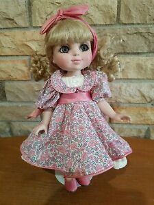 Marie Osmond Doll Blond Curly Hair Limited to 350