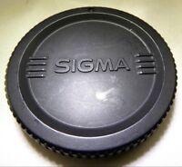 Sigma For Nikon F Camera Body Cap made in Japan  Free Shipping Worldwide