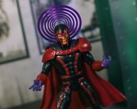 Translucent Purple Magneto Powers EFFECT ONLY Mezco, Marvel Legends 1/12