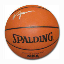 Tracy McGrady Autographed Spalding Official NBA Basketball