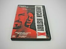 American History X Dvd W/Case (Gently Preowned)