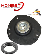 For PEUGEOT 206 206cc 1998-2009 FRONT TOP STRUT MOUNTING & BEARING X1 OFFSIDE