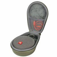 Co2Crea Hard Travel Case for JBL Clip 2 3 Waterproof Portable Wireless Speaker
