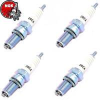 Areyourshop 4pcs Spark Plug DPR8EA-9 for Hon-da VF1100 MAGNA SABRE VF VT750C GL1200 GL1100
