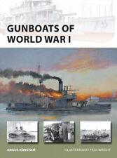 Gunboats of World War I (New Vanguard) by Angus Konstam.