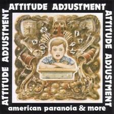 Attitude Adjustment - American Paranoia  [VINYL LP]