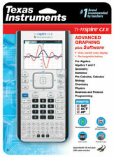 NEW Texas Instruments Ti-nspire CX II Advanced Graphing Calculator FREE SHI
